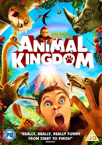 Animal Kingdom: Let's Go Ape (2015) artwork