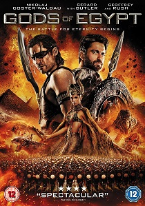 Gods of Egypt (2016) artwork