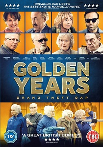 Golden Years: Grand Theft OAP (2016) artwork