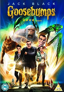 Goosebumps (2015) artwork