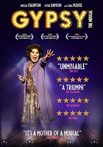 Gypsy: The Musical (2016) artwork