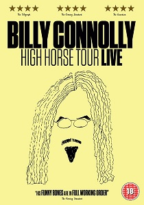 Billy Connolly: High Horse Tour (2016) artwork