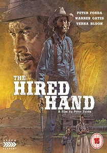The Hired Hand (1971) artwork