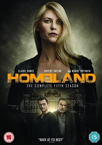 Homeland: Season 5 (2015) artwork