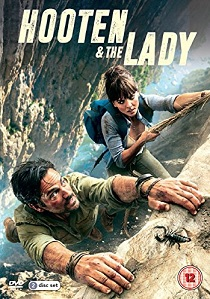 Hooten and the Lady artwork