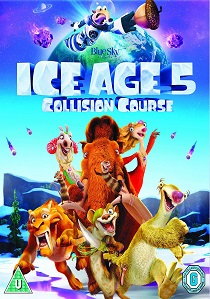 Ice Age: Collision Course (2016) artwork