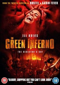 The Green Inferno (2015) artwork