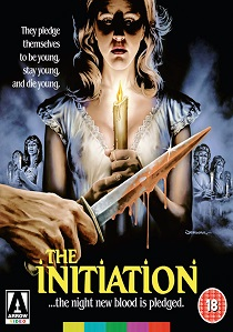 The Initiation (1984) artwork