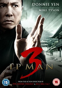 Ip Man 3 (2015) artwork