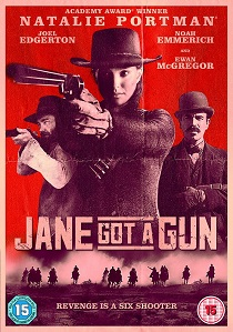 Jane Got A Gun (2016) artwork
