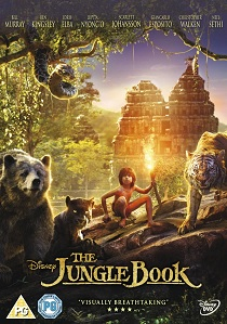The Jungle Book (2016) artwork