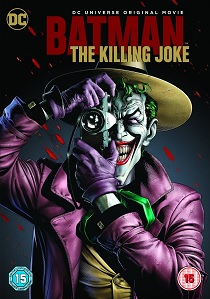 Batman: The Killing Joke artwork