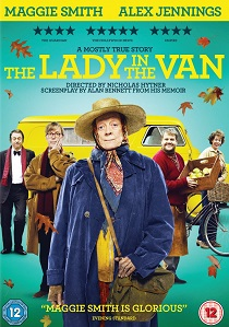 The Lady in the Van (2015) artwork