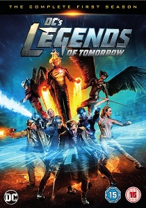 DC Legends of Tomorrow: Season 1 (2016) artwork