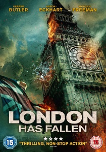 London Has Fallen (2015) artwork