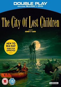 The City Of Lost Children (1995) artwork
