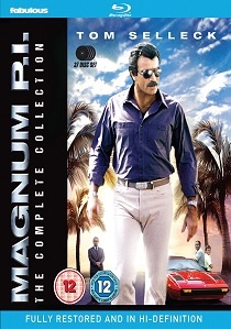 Magnum P.I. - The Complete Collection (1980) artwork