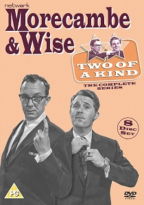 Morecambe & Wise: Two Of A Kind (1960) artwork
