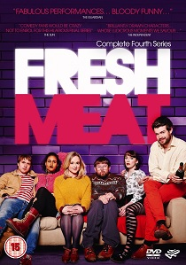 Fresh Meat: Series 4 (2016) artwork