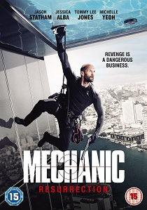 Mechanic: Resurrection artwork
