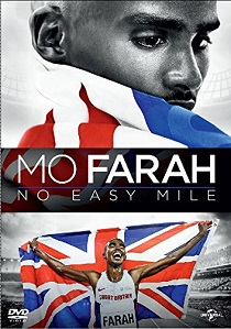 Mo Farah: No Easy Mile artwork