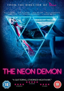 The Neon Demon (2016) artwork