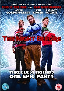 The Night Before (2015) artwork