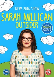 Sarah Millican: Outsider (2016) artwork