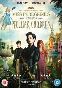 Miss Peregrine's Home for ... artwork