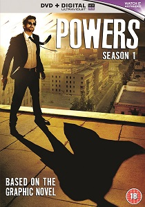 Powers: Season 1 artwork