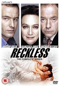 Reckless (1997) artwork