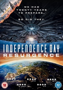 Independence Day: Resurgence (2016) artwork