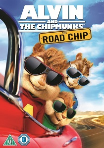 Alvin and the Chipmunks: The Road Chip (2015) artwork