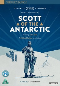 Scott Of The Antarctic (1948) artwork