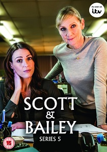 Scott and Bailey: Series 5 (2016) artwork