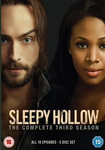 Sleepy Hollow: Season 3 (2016) artwork