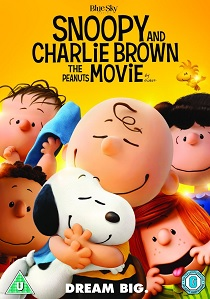 Snoopy And Charlie Brown: The Peanuts Movie (2015) artwork