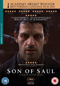 Son of Saul (2016) artwork
