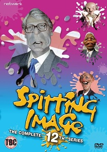 Spitting Image: The Complete Series 12 (1991) artwork