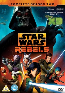 Star Wars Rebels: Complete Season 2 (2016) artwork