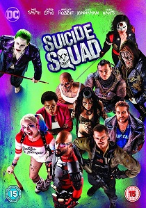 Suicide Squad artwork