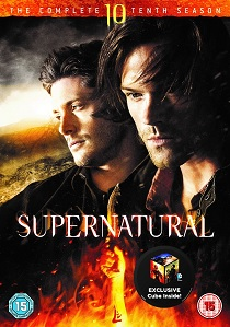 Supernatural: The Complete Tenth Season (2015) artwork