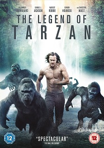 The Legend of Tarzan (2016) artwork
