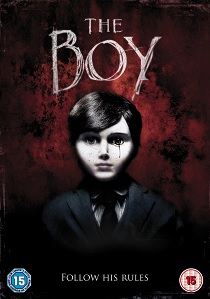 The Boy (2016) artwork