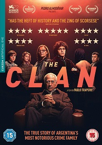 The Clan (2015) artwork