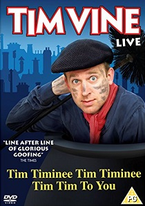 Tim Vine: Tim Timinee Timinee Tim Tim To You (2016) artwork
