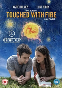 Touched With Fire (2016) artwork