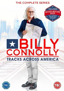 Billy Connolly Tracks Across America (2016) artwork