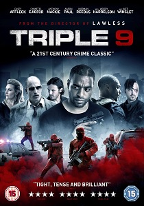 Triple 9 (2015) artwork