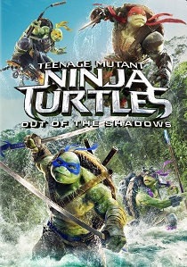 Teenage Mutant Ninja Turtles: Out of the Shadows (2016) artwork